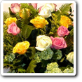 Bouquet rose colorate vendita online